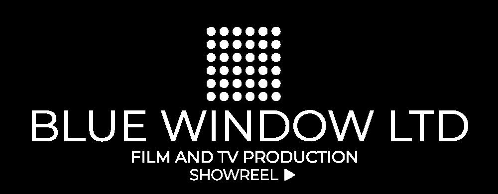 BLUE WINDOW LTD -logo-white play showreel